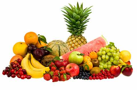 Fruits are good source of antioxidants
