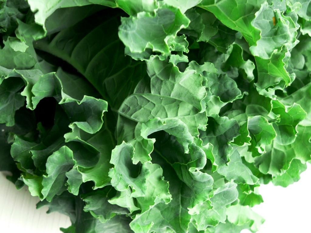 Getting Healthy with Kale