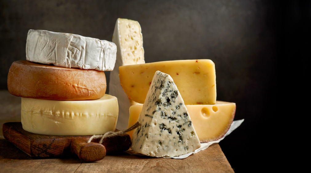 Say Cheese! – 5 Types Of Cheeses To Try