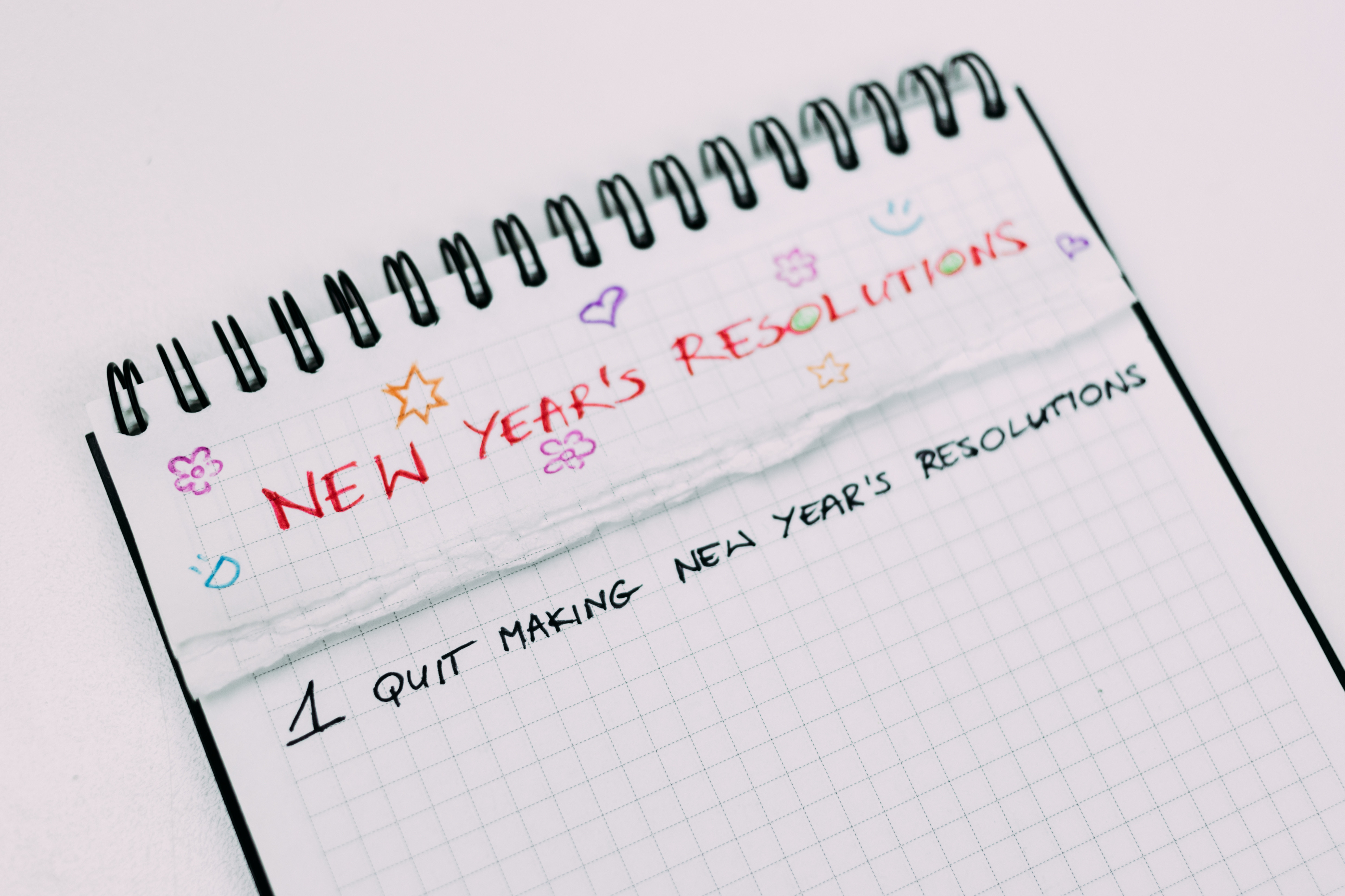 Top New Year Resolutions That Are Broken