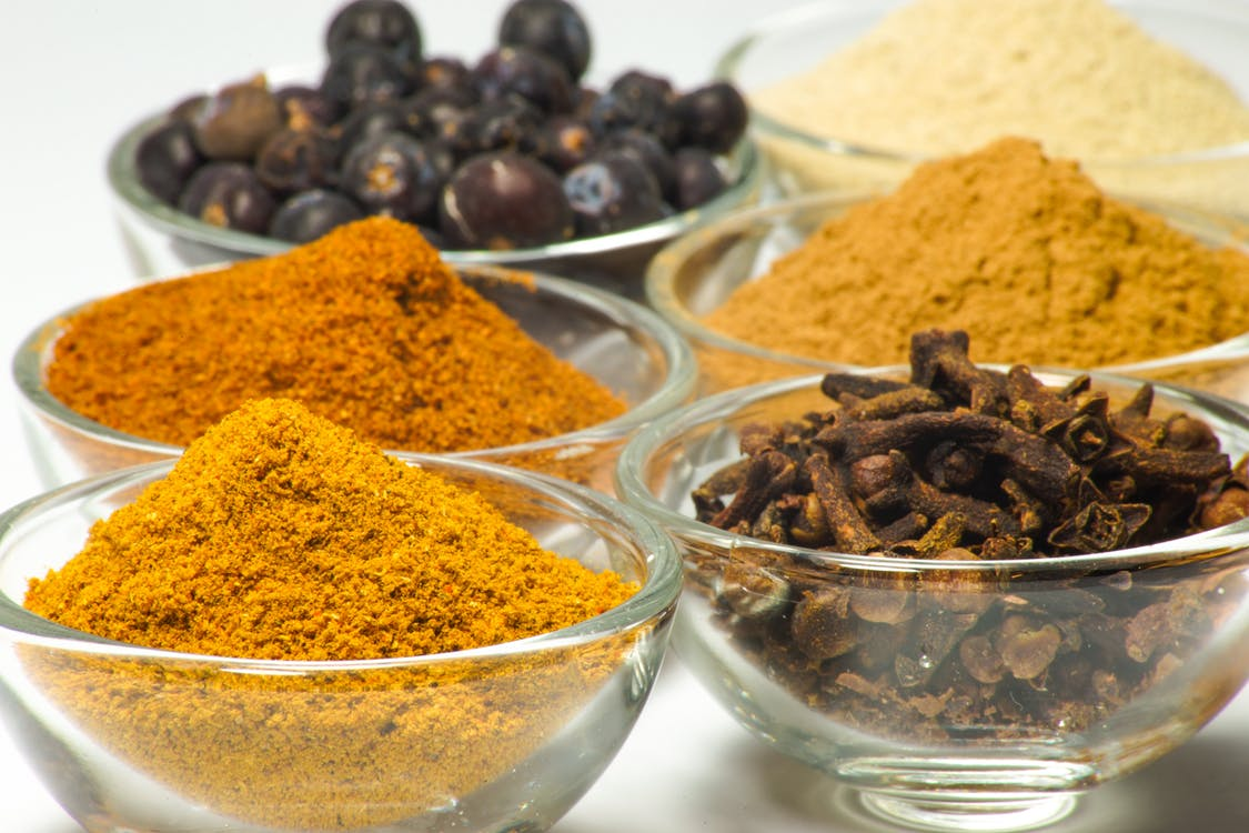 7 Healing Spices for a Healthier Life